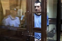Полковник МВД Захарченко получил 13 лет колонии