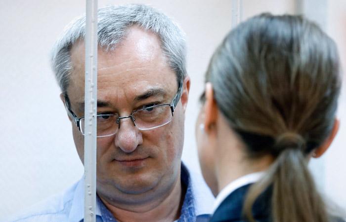 Экс-глава Коми Гайзер получил 11 лет колонии строгого режима