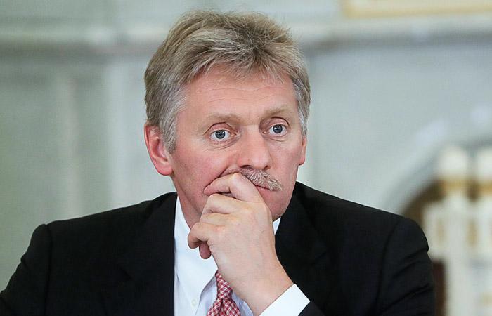 Кремль не стал комментировать возможность отставок в МВД в связи с делом Голунова
