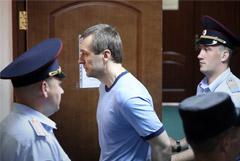 Суд признал полковника Захарченко виновным во взяточничестве