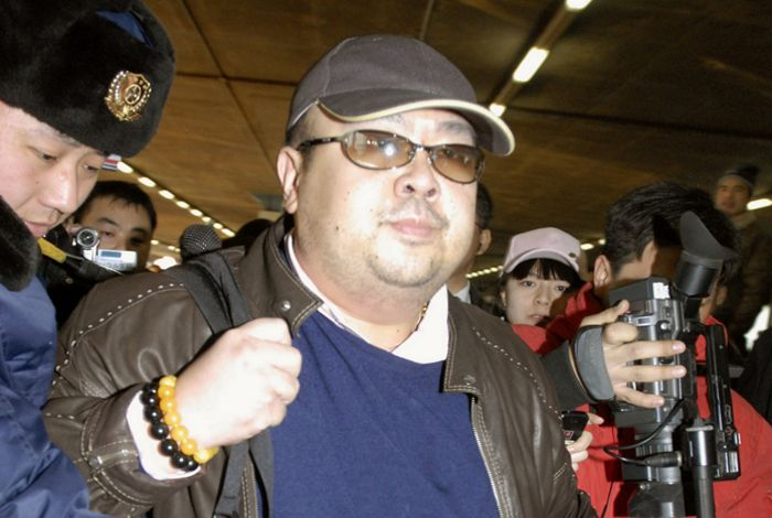 WSJ узнала о связи сводного брата Ким Чен Ына с ЦРУ
