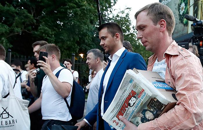 Патрушев заявил, что не имеет данных о виновности спецслужб в деле Голунова
