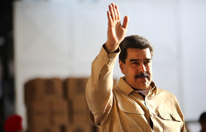 В МИД Венесуэлы заявили о скором визите Мадуро в Россию