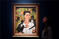 В Мексике нашли, возможно, единственную в мире запись голоса Фриды Кало