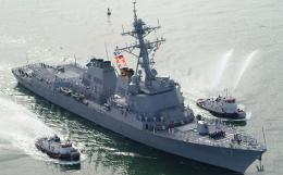 США направили ракетный эсминец в Оманский залив после инцидента с танкерами