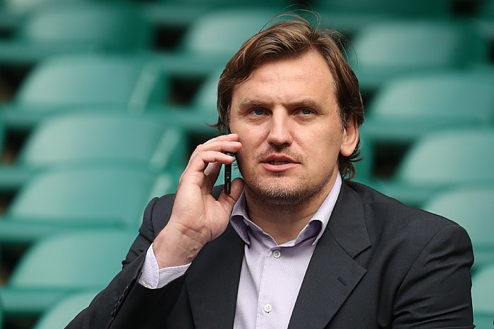 Футболист Булыкин пойдет самовыдвиженцем на выборы в Мосгордуму