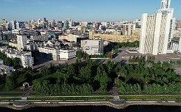 Епархия отказалась от строительства собора в сквере Екатеринбурга