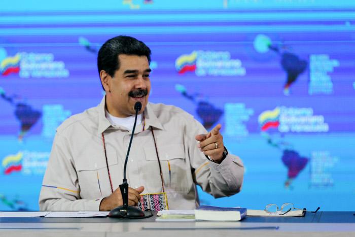 Европейские страны рассмотрят введение санкций против Мадуро