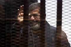 В Египте сообщили о смерти экс-президента страны Мухаммеда Мурси