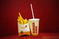 ФАС завела дело на Burger King за непристойные рекламные слоганы