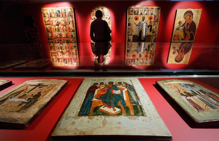В Музее Рублева заявили об угрозе выселения из Спасо-Андроникова монастыря