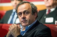 Экс-президент УЕФА Мишель Платини арестован во Франции