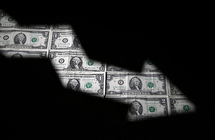 Россия сократила вложения в US Treasuries на $1,6 млрд в апреле