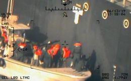 Пентагон показал новые доказательства причастности Ирана к инциденту с танкерами