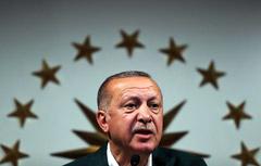 Эрдоган заявил, что экс-президента Египта Мурси убили