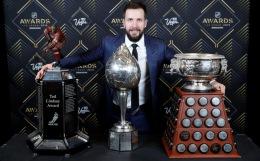Кучеров стал самым ценным игроком сезона в НХЛ