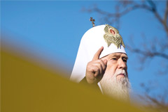 Филарет восстановил Киевский патриархат