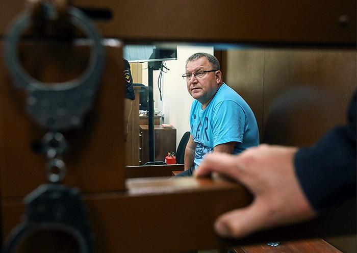 Главу Пушкинского района арестовали по делу о взятке