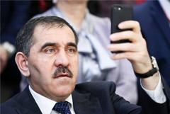Юнус-Бек Евкуров решил покинуть пост главы Ингушетии