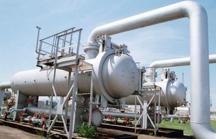 Газпром ликвидирует самый старый газопровод в РФ