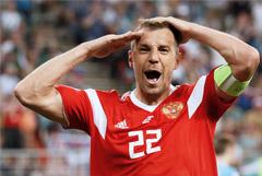 Дзюба стал лучшим игроком сезона по версии РФС