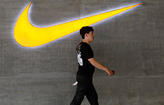 Nike ограничила продажу кроссовок в Китае