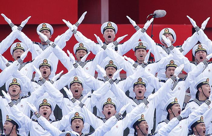 Трамп и Путин обсудили место Китая в мировой системе современных вооружений
