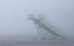 Около ста рейсов задержаны в аэропортах Москвы из-за тумана