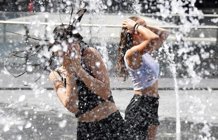ООН допустила, что период с 2015 по 2019 год станет самым жарким за историю наблюдений