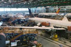 СМИ узнали о проверке Минюстом США Boeing 787 Dreamliner