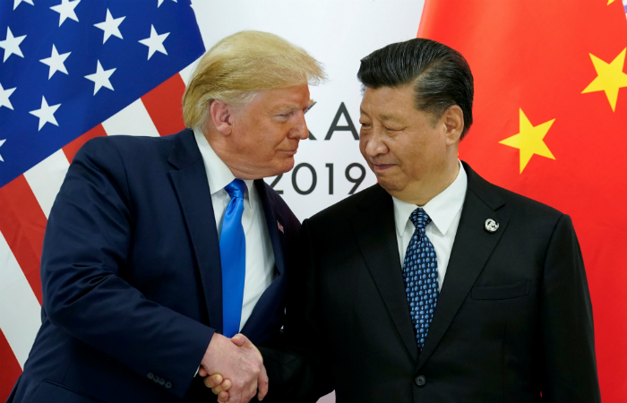 Трамп и Си Цзиньпин договорились продолжить торговые переговоры