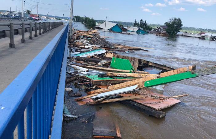 Количество погибших от паводка в Иркутской области выросло до пяти
