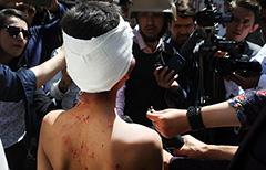 """""""Талибан"""" взял на себя ответственность за взрыв в Кабуле"""