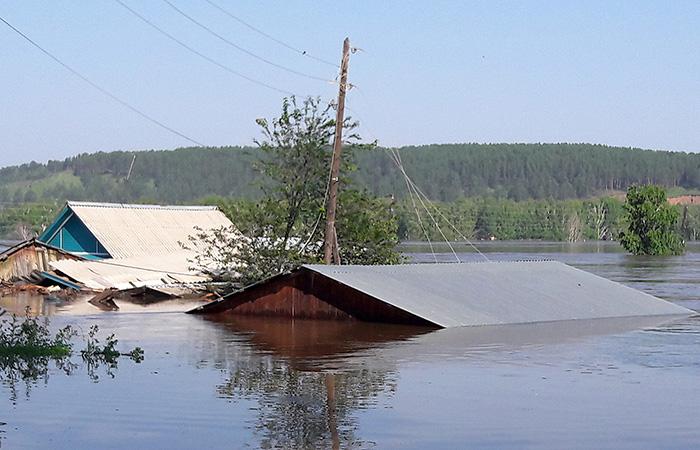 Источник сообщил о новых жертвах паводка в Иркутской области