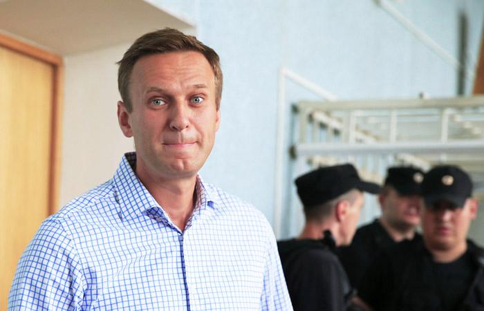 Суд арестовал Навального на 10 суток из-за акции 12 июня в поддержку Голунова