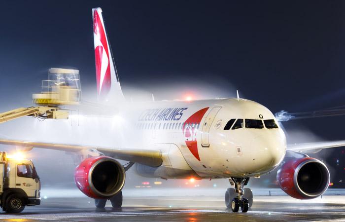 Москва и Прага снимут взаимные ограничения на авиаперелеты до 7 июля