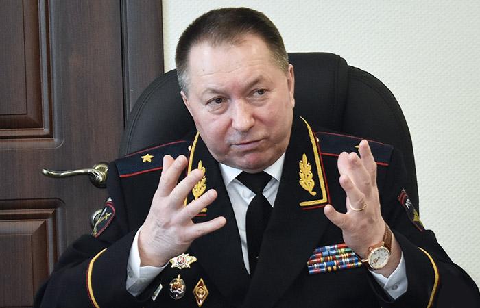 Путин уволил главу МВД Чувашии и еще несколько генералов