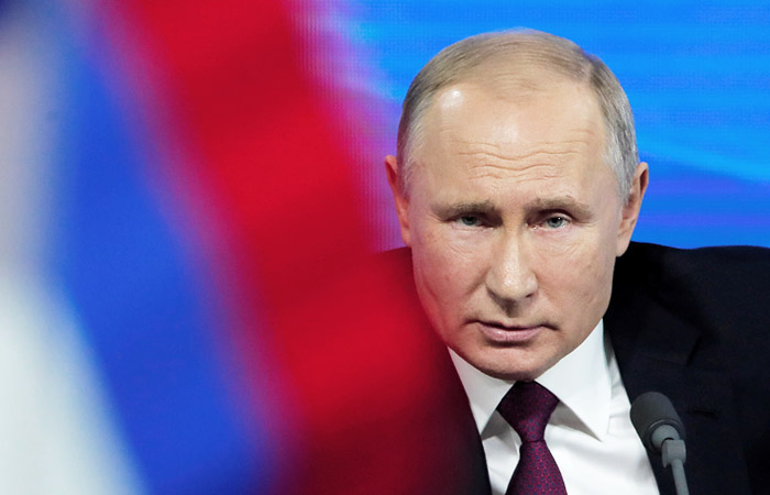 Путин подписал законодательный проект  оприостановке ДРСМД
