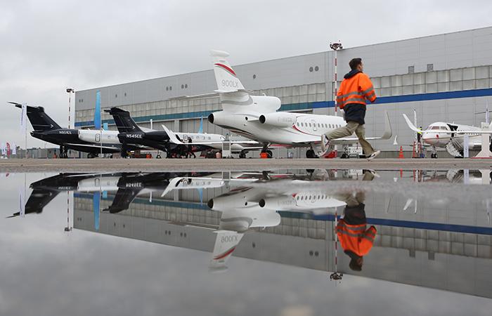Минздрав объяснил необходимость французского самолета Falcon-7Х чиновникам