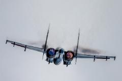 """Российский истребитель """"перехватил"""" самолет-разведчик США над Черным морем"""
