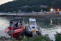 Следователи насчитали 55 человек на опрокинувшемся в Черном море катамаране