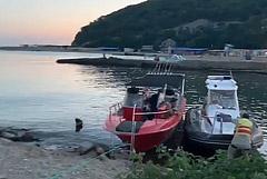 Капитана перевернувшегося в Черном море катамарана арестовали на два месяца