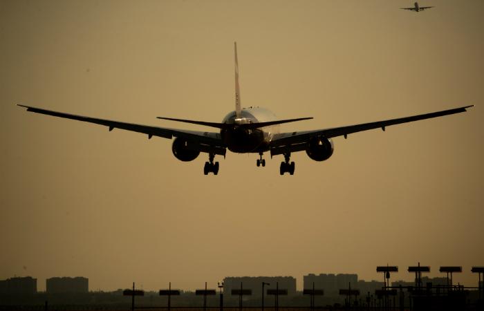 Последний прямой рейс вылетел из Москвы в Тбилиси