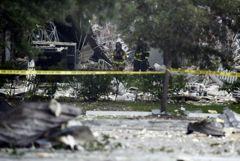 При взрыве в торговом центре во Флориде пострадали 23 человека