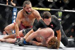 Бразилец Масвидаль одержал самую быструю победу в UFC