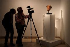 Египет попросил Интерпол помочь в поиске проданного через Christie's бюста Тутанхамона