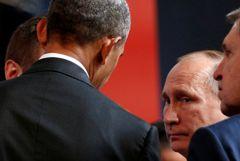 Путин рассказал о невыполненных Обамой договоренностях по Украине