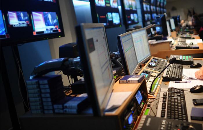 Украино-российский телемост проведут на российском телевидении