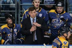 Кудашов стал главным тренером сборной России по хоккею