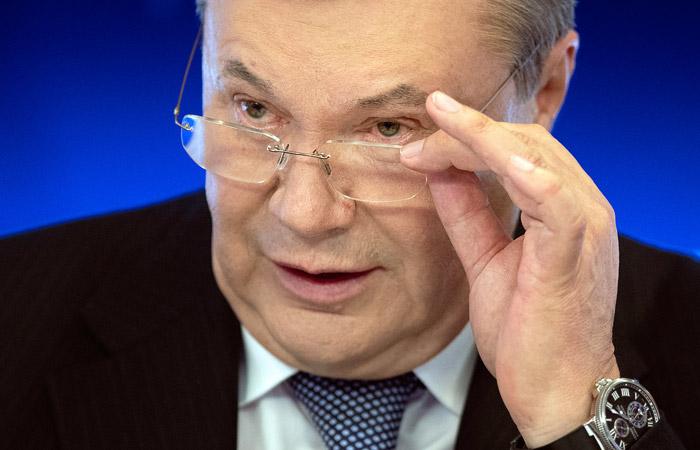 Суд ЕС отменил старые санкции против Януковича